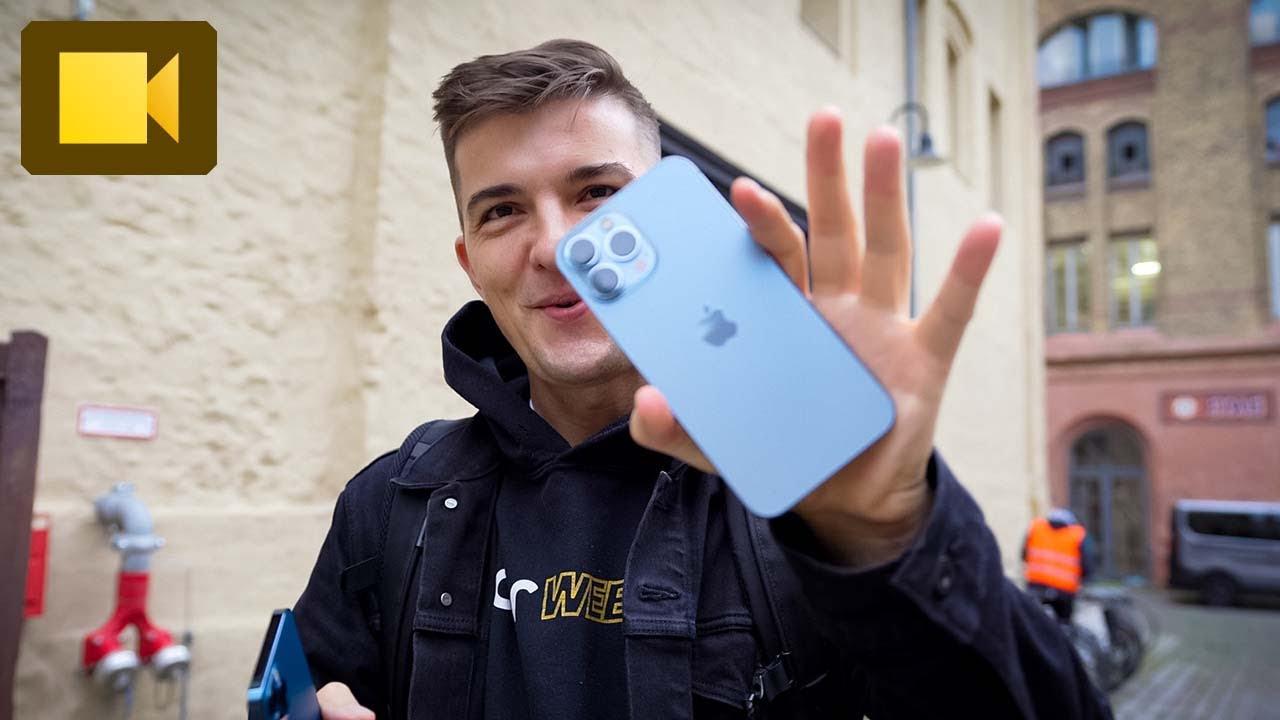 Die schnellste iPhone 13 Lieferung EVER!