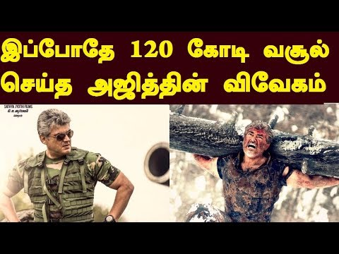 Vivegam Worldwide Pre Business | Theatrical Rights + Satellite Rights + Music Rights - 120cr