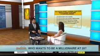 Wise Investments Wednesday: Who Wants To Be A Millionaire At 20?