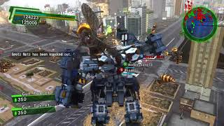 Multiplayer Shinanigans: Earth Defense Force 4.1 The Shadow of New Despair (Part 25)