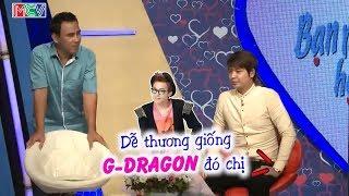 Fangirl BIGBANG nhờ Cát Tường mai mối gặp ngay chàng GIỐNG T.O.P tại BMHH
