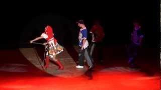 Девятова Марина.Танец Корова.Тверь 17.02.13г.