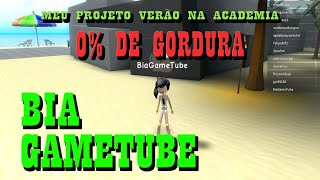 ROBLOX-Summer Project at the Academy-Weight Lifting Simulator-Bia GameTube
