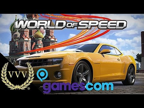 World of Speed - Gamescom Team Racing Trailer