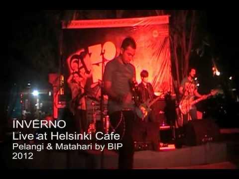 INVERNO - Pelangi & Matahari by BIP Live at Helsinki Cafe