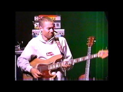 Rare Backstage Footage & Soundcheck - 2/10/95