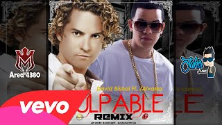 Culpable (Official Remix) - David Bisbal Ft J Alvarez ►NEW ® REGGAETON ROMANTICO 2015 ◄