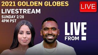 Live From E! Stream: 2021 Golden Globes | E! News