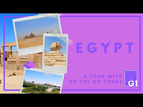 🇪🇬 Egypt - My Tour With On The Go Tours