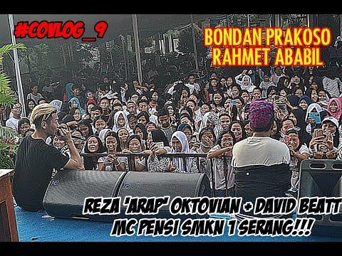REZA ARAP OKTOVIAN DI SERANG!