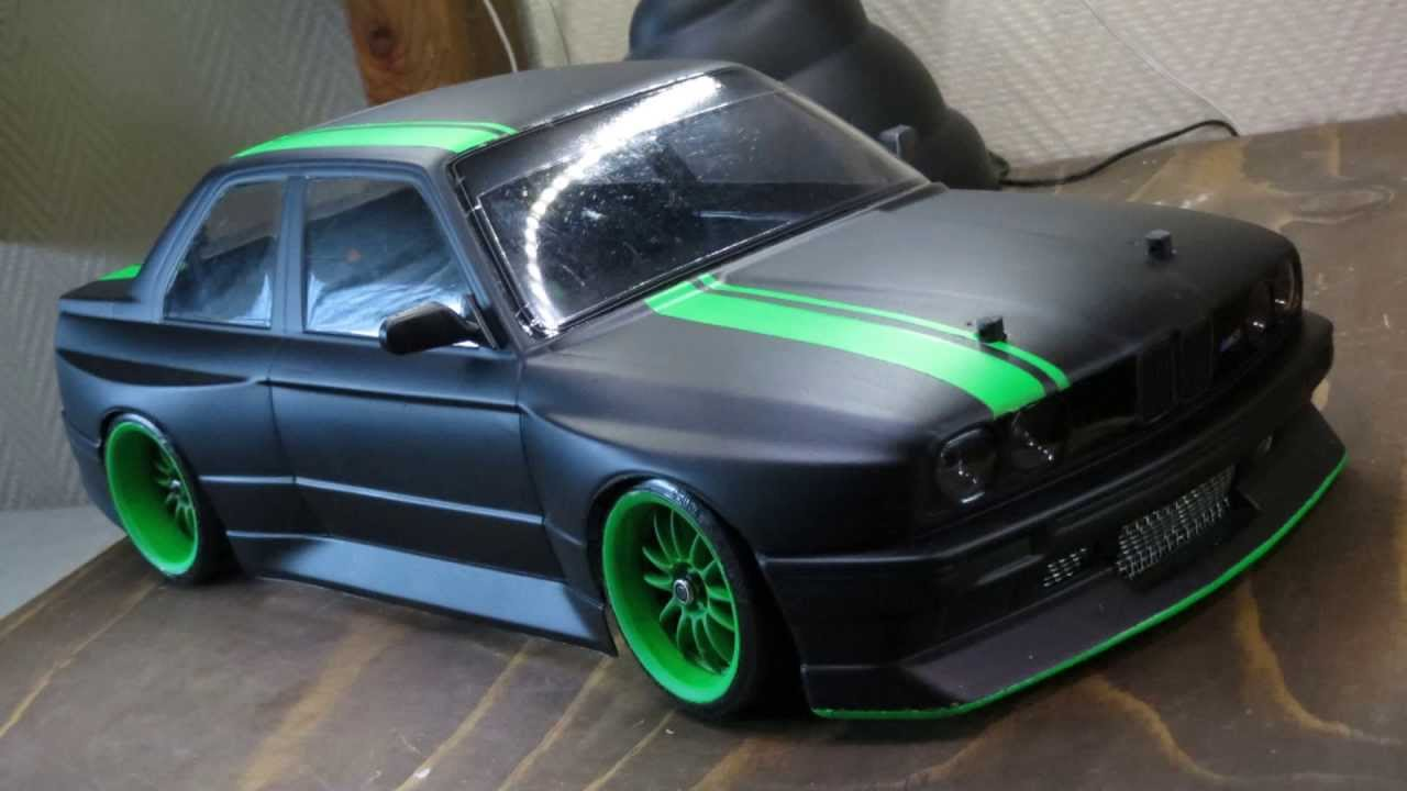 Rc Bmw E30 New Look Picture And Video Youtube