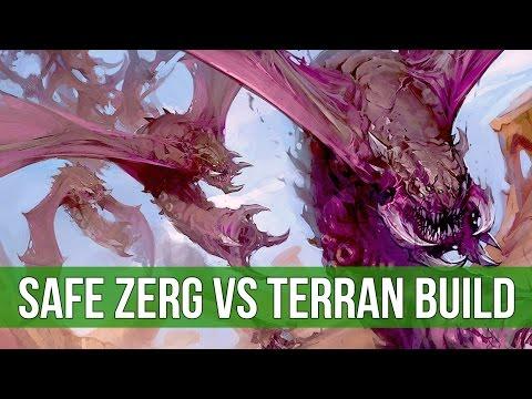 StarCraft 2: Safe Zerg vs Terran Build Order! (Guide)