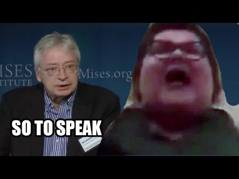 "Hoppe uses ""So To Speak"" to physically remove TrigglyPuff"