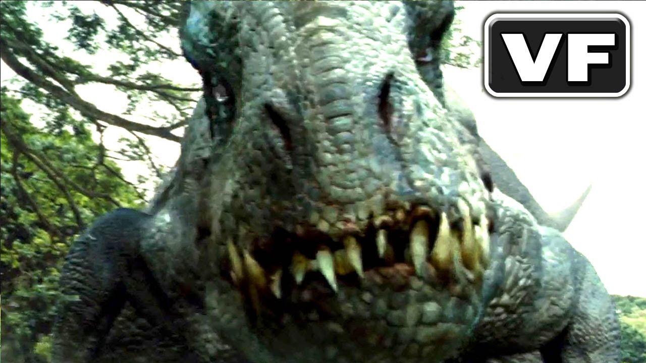 quotlindominus rex est l226ch233quot jurassic world extrait vf