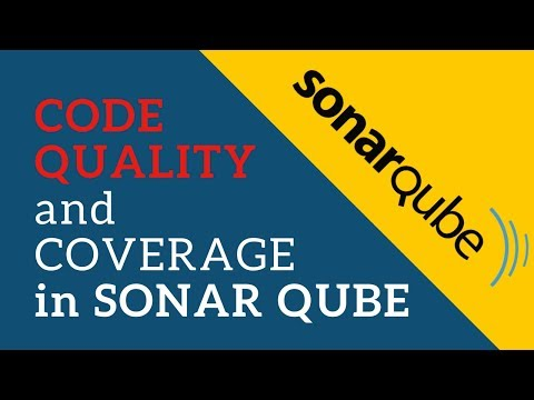 What is SonarQube? How to configure a maven project for Code Coverage | Tech Primers