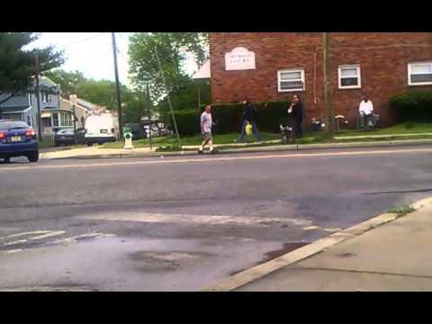 BadDog Couch Fishing - Episode #6 (Gloucester City, NJ 2011)