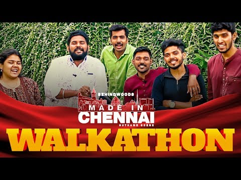 MADE IN CHENNAI: Kollywood Celebrities to Flag off WALKATHON EVENT!