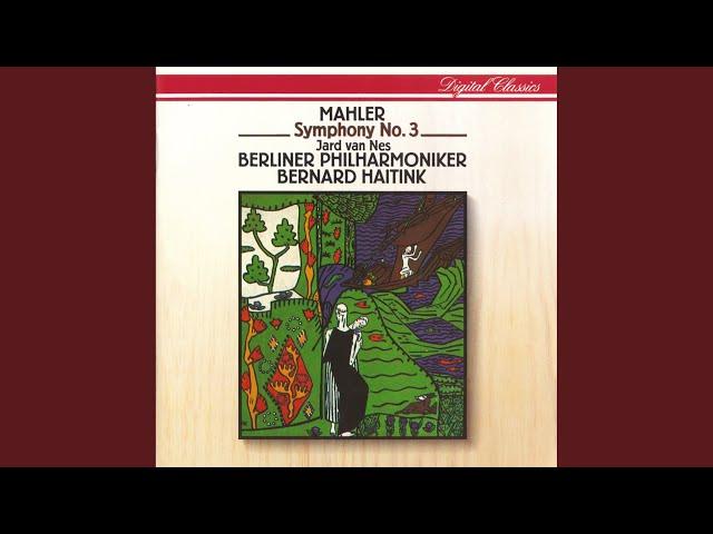 Mahler: Symphony No.3 in D minor - Part 1 - 1. Kräftig. Entscheiden