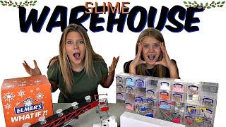 We Made a Mini DIY Slime Wareh…