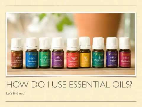 Essential Oil and Emotions: Uplift, Energize and Release