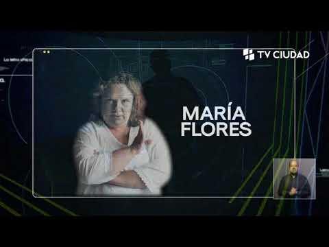La letra chica - Entrevista a María Flores