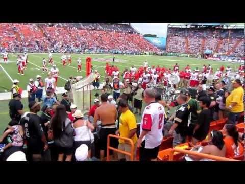 2013 Pro Bowl crazy brawl