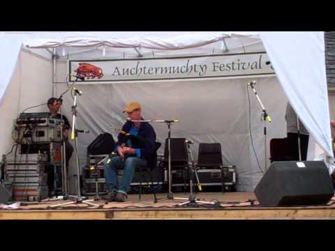 Small Pipes Music Festival Auchtermuchty Fife Scotland August 11th