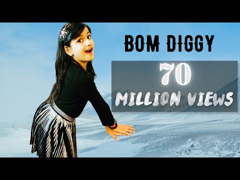 Bom Diggy I Zack Knight & Jasmin Walia - Dance Cover