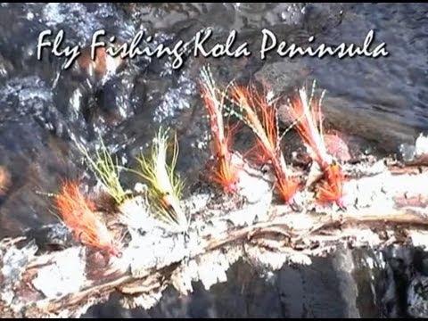 Fly Fishing Russia's Kola Peninsula