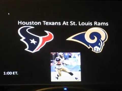 NFL 2009 week 15 picks