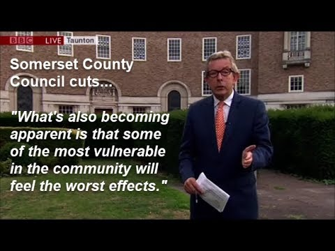 Points West: The scale of the crisis at Somerset County Council is becoming clearer