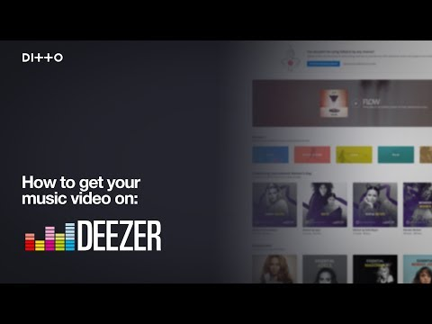 How To Get Your Music on Deezer