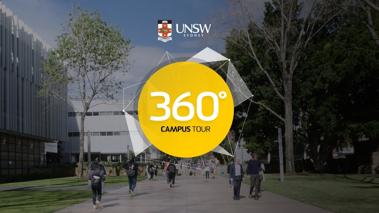 how to get to unsw kensington campus