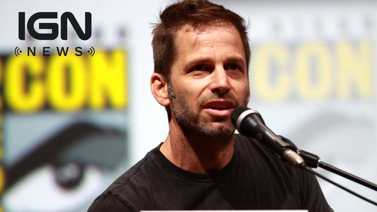 Zack Snyder Exits Justice League After Family Tragedy; Joss Whedon to Finish Film – IGN News