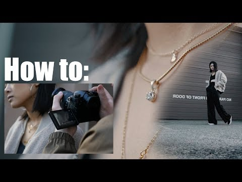 How to Film a Cinematic LOOKBOOK! Ft. Tothe9s | Robert Hill