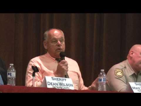 northern California Sheriff's Forum part 7
