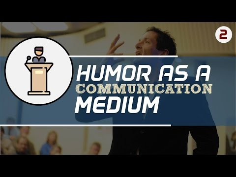 2. Humor as a Communication Medium