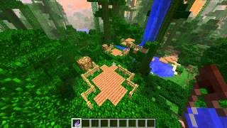 Minecraft: Epic Sprint Map w/ Deadlox and Huskymudkipz