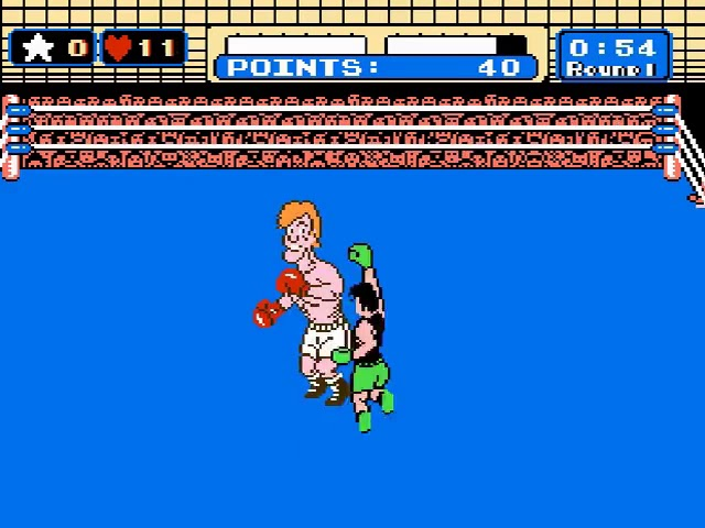 Jouez à Mike Tyson's Punch Out!! sur Nintendo NES grâce à nos Bartops Arcade et Consoles Retrogaming