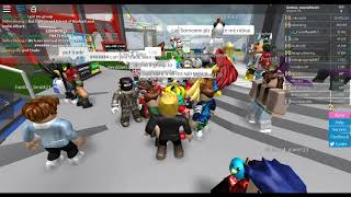 playing with richest roblox player Linkmon99