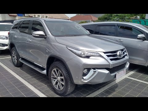 In Depth Tour Toyota Fortuner SRZ - Indonesia