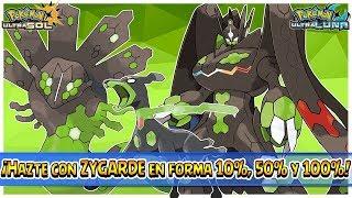 ¡Hazte con ZYGARDE en Forma 10%, 50% y 100%! - Pokémon Ultrasol y Ultraluna