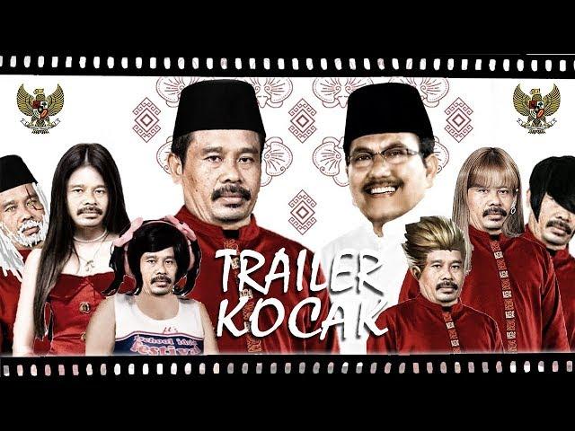 Trailer Kocak - Nurhadi Aldo ( And The Great Presidental Candidate)