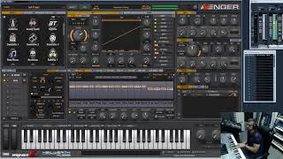Vengeance Producer Suite - Avenger: New free update 140 - features