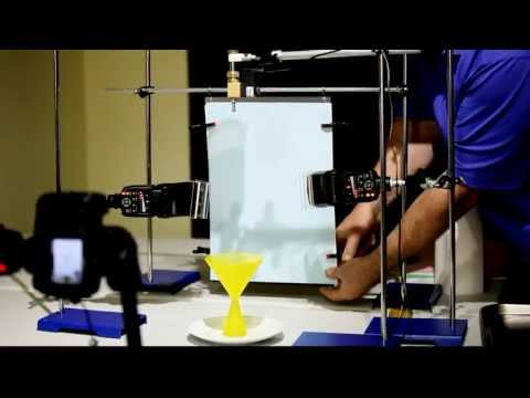 Water drop photography tutorial with the SplashArt Kit