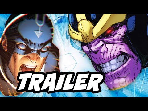 Marvel Inhumans Trailer Breakdown and Agents of SHIELD Season 5