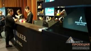 Интерактивный пресс волл и голографическая пирамида для Johnnie Walker(Компания Гефест Проекция изготовила для мероприятия бренда Jonnie Walker интерактивный пресс волл и голографиче..., 2016-09-15T07:04:28.000Z)