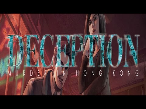 The Crew plays Deception: Murder in Hong Kong!