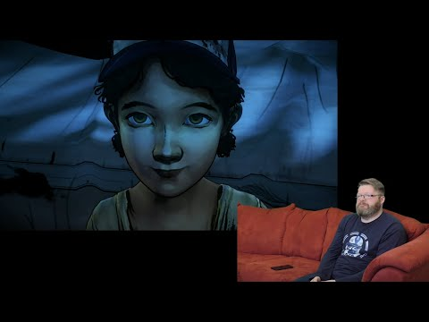 Eric Finishes Telltale's The Walking Dead S1