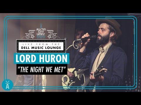 "Lord Huron ""The Night We Met"" [LIVE Performance] | Austin City Limits Radio"